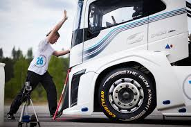 volvo truck design volvo claims title of world u0027s fastest truck from u2026itself photo