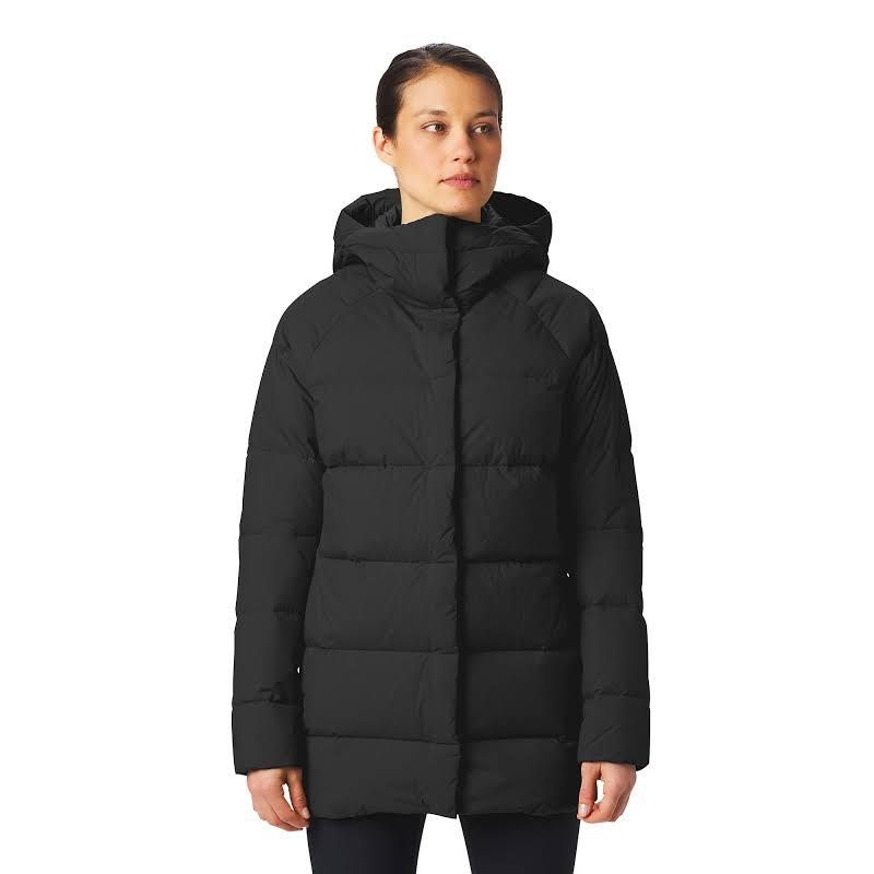 Mountain Hardwear Glacial Storm Parka Black Small OL7801010-S
