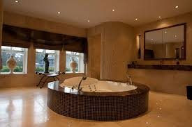 Spa Bathroom Design Ideas Awesome Scenery Nuance For Spa Bathroom Decor Ideas With Low White