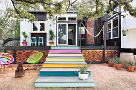 Tiny Homes California by A 400 Square Foot House In Austin Packed With Big Ideas Small