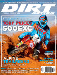 motocross action magazine subscription dirt action universal magazines
