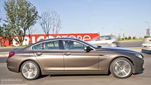 bmw 6 series gran coupe review autoevolution