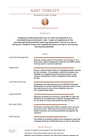 Example Resume Procurement  Supply Chain  or Inventory Management Example Resume  Manager     JFC CZ as