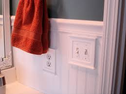 Wainscoting Ideas Bathroom by Decorating Appealing Azek Beadboard For Home Decoration Ideas