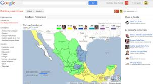 San Luis Potosi Mexico Map by Mexican Experience Of E Voting Diplo Internet Governance Community