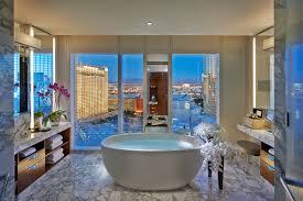 las vegas hotels and more a las vegas strip experience mandarin oriental las vegas apex suite bathroom