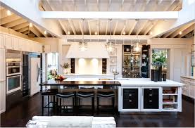Distressed Black Kitchen Island by Kitchen Islands Kitchen Island Facing Ideas Combined Furniture
