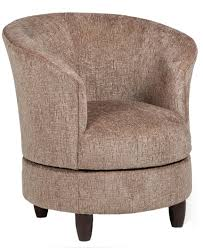 Club Swivel Chair Chairs Accent Swivel Barrel Chair By Best Home Furnishings