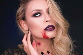 Halloween Makeup Application by Easy Halloween Makeup Ideas Reader U0027s Digest