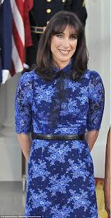 Clothes Like Johnny Was Samantha Cameron Launches Fashion Label So What Can We Expect