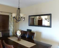 design dining room wall mirrors best ideas about newest decorative