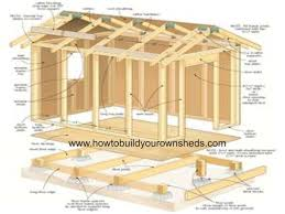 Free Saltbox Wood Shed Plans by Best 25 Shed Plans Ideas On Pinterest Diy Shed Plans Pallet