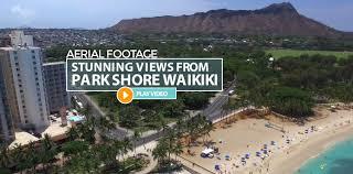 Map Of Waikiki Waikiki Hotels Waikiki Hotel Park Shore Waikiki