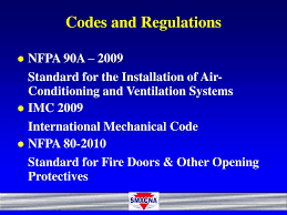 ppt hvac fire life safety systems powerpoint presentation id