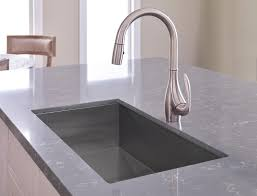 bellefleur single handle pull down kitchen faucet 1 75gpm