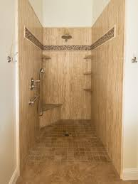 Bathroom Tile Ideas Traditional Colors Seat Bath Design Ideas Pictures Remodel U0026 Decor With An Open