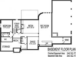 One Level House Plans With Basement 100 3 Bedroom Ranch Home Floor Plans Download 3 Bedroom
