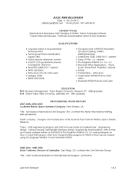 Sample Resume For Mechanical Design Engineer by Sample Resume For Design Engineer Free Resume Example And