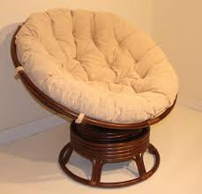 Papasan Chair In Living Room Furniture Green Papasan Chair Cushion In Solid Cotton Duck Fabric