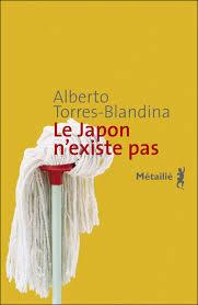 LE JAPON N'EXISTE PAS (couverture)