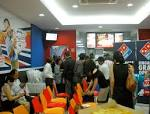 Domino's Grand Opening | Charlinary