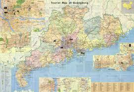 Fuzhou China Map by Guangdong Province Map U0026 Geography China Maps Map Manage System