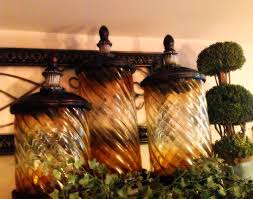 tuscan kitchen canisters decors ideas