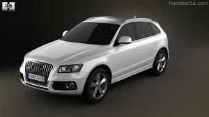 Audi Q5 Models - 360 view of audi q5 2013 3d model hum3d store