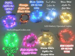 Blue Led String Lights by Blue Led Battery Fairy Lights Bedroom Fairy Lights Wedding