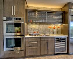 Stain Unfinished Kitchen Cabinets by How To Staining Kitchen Cabinet Tips Black Granite Countertop