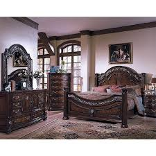 Best Bedroom Images On Pinterest Master Bedroom Queen - 7 piece king bedroom furniture sets