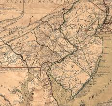 Map Of Pennsylvania And New Jersey by Pitard Net 1749 Lewis Evans Pa Map Pitard Net Genealogy