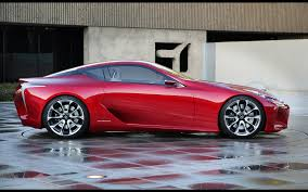 lexus concept cars lexus lf lc sports coupe concept 2012 widescreen exotic car