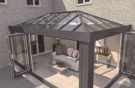 Modern Conservatory Orangeries Offer A Difference To Your Standard Conservatory