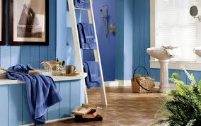 Bathroom Paint Ideas Blue Gorgeous 80 Blue And White Bathroom Decorating Ideas Design