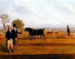 Sir Charles Morgan at the Castleton Plou - James Flewitt Mullock ... - sir_charles_morgan_castleton_hi