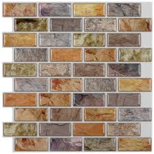 Backsplash Tile For Kitchen Peel And Stick Main Website Home Decor Renovation Peel Stick Sticker Decal