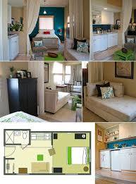TinyAss Apartment Design Ideas To Steal - Interior design studio apartments