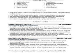 Assistant Property Manager Resume Sample by Condominium Manager Resume Examples Reentrycorps