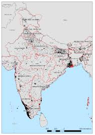 Ancient India Map by Toward A Better Appraisal Of Urbanization In India
