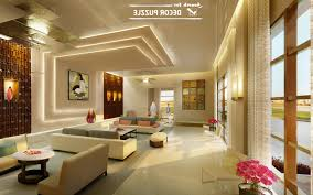 drawing room roof false ceiling home combo