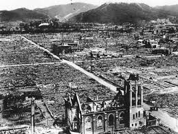 The After Effects of The Atomic Bombs on Hiroshima & Nagasaki
