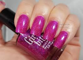 lacquer or leave her review girly bits cosmetics february