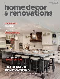 Home Decor Stores Calgary by Calgary Home Decor U0026 Renovations Oct 2016 By Nexthome Issuu