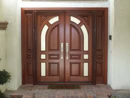 main double door designs for home simple teak wood double door