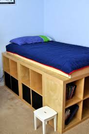 Diy Ikea Bed 57 Best Expedit Kallax Love Images On Pinterest Live Ikea