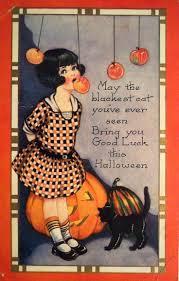 585 best halloween vintage images on pinterest retro halloween