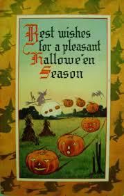 51 best vintage greeting cards halloween images on pinterest