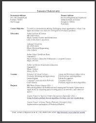 Chronological Resume Template      chronological resume template     Engineering Graduate Resume Sample   chronological resume template