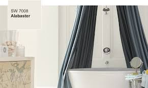 Sherwin Williams Interior Paint Colors by Sw 7008 Alabaster 2016 Color Of The Year Sherwin Williams